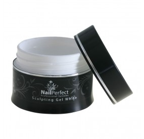 NP Premium Sculpting Gel White