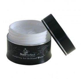 NP Premium Sculpting Gel Brilliant White