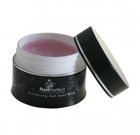 NP Premium Sculpting Gel Soft Pink