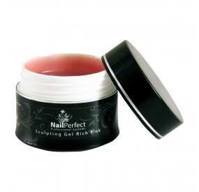 NP Premium Sculpting Gel Rich Pink