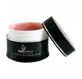 NP Premium Sculpting Gel Magic Pink