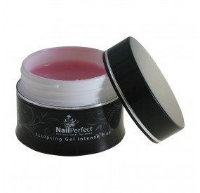 NP Premium Sculpting Gel Intense Pink
