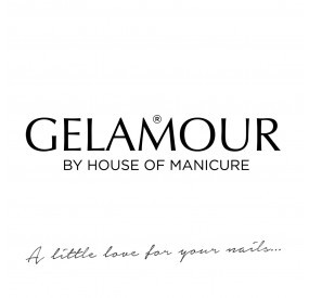 Gelamour Soak Off Matte Top Gel 15ml