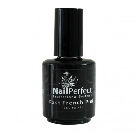 NP Gel Paint Fast French Pink