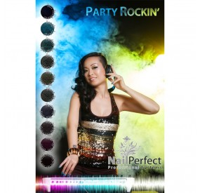 NP LED/UV Gel Colori Party Rock In