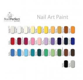 NP Colore Nail Art Paint
